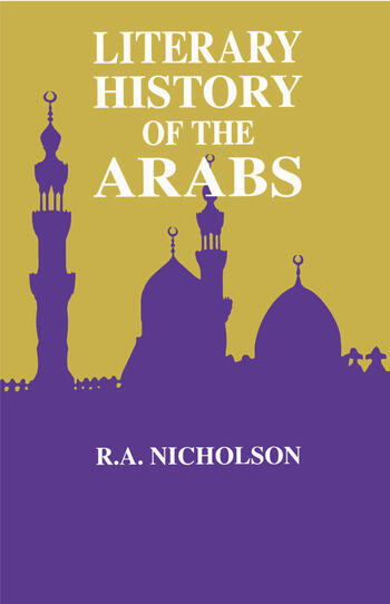 Literary History Of The Arabs book cover