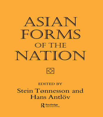 Asian Forms of the Nation book cover