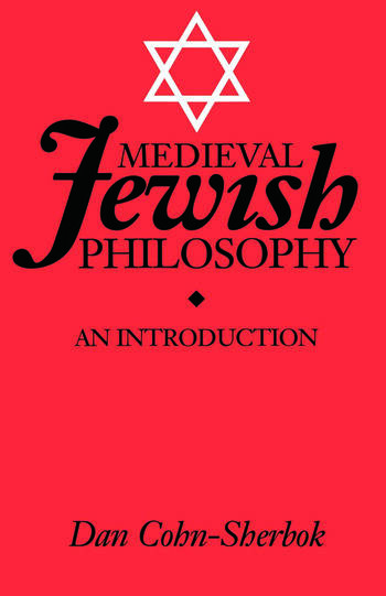 Medieval Jewish Philosophy An Introduction book cover