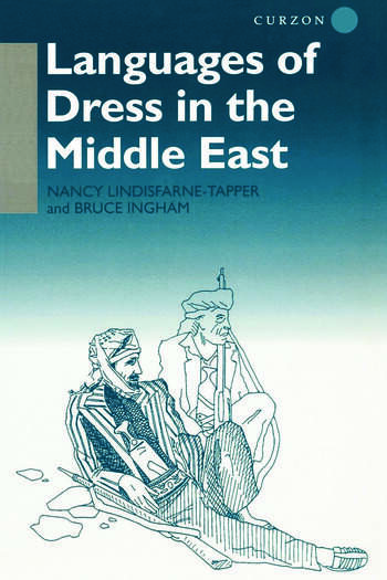 Languages of Dress in the Middle East book cover