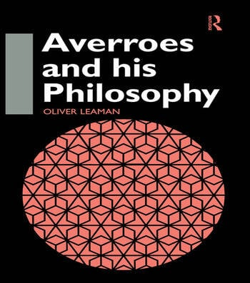 Averroes and His Philosophy book cover