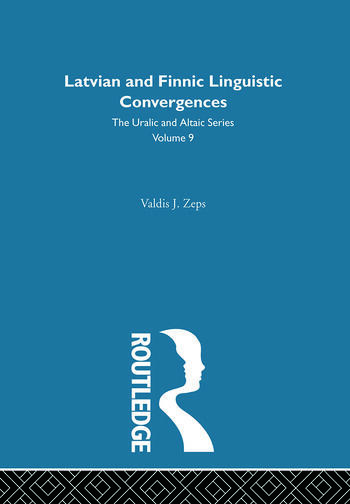 Latvian and Finnic Linguistic Convergence book cover