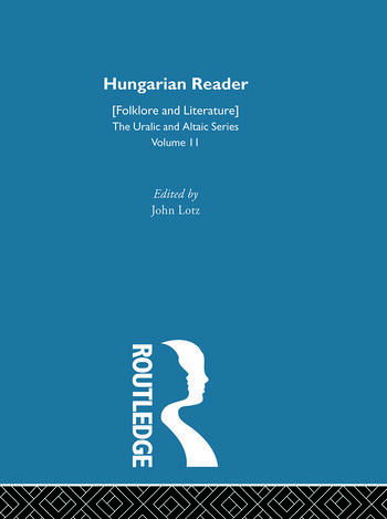 Hungarian Reader book cover