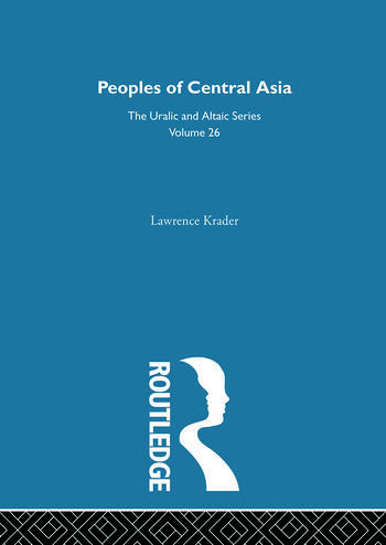 Peoples of Central Asia book cover