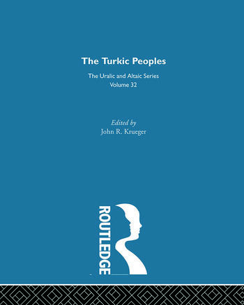 The Turkic Peoples book cover