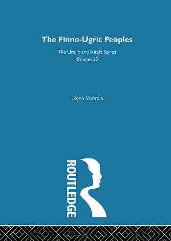 The Finno-Ugric Peoples book cover