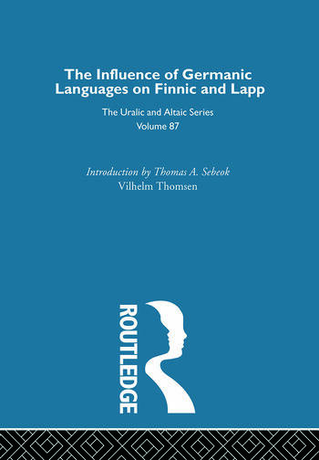 On the Influence of Germanic Language on Finnic and Lapp book cover