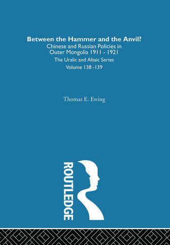 Between the Hammer and the Anvil? book cover