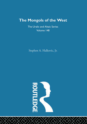 The Mongols of the West book cover