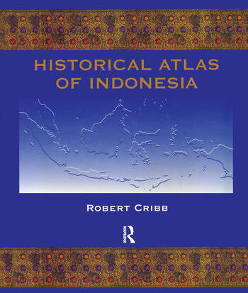 Historical Atlas of Indonesia book cover
