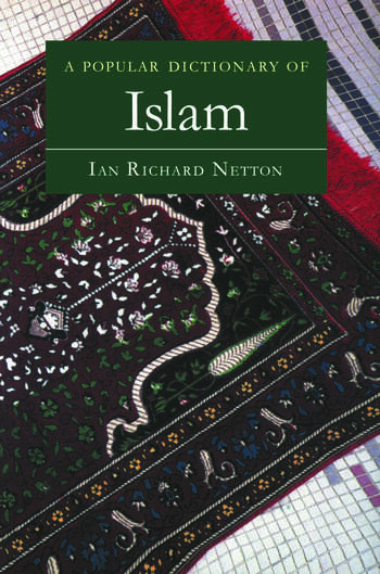 A Popular Dictionary of Islam book cover