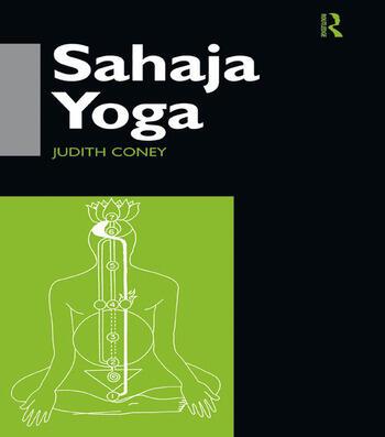 Sahaja Yoga book cover