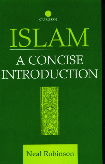 Islam A Concise Introduction book cover