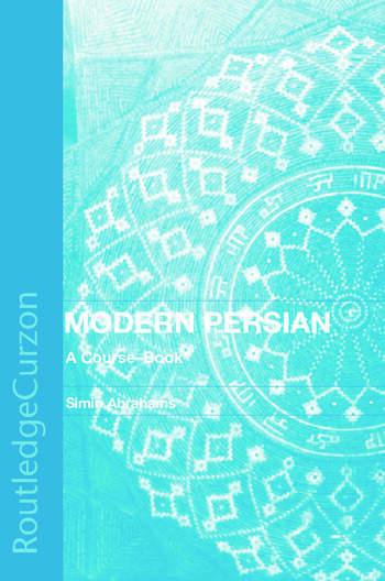 Modern Persian: A Course-Book book cover