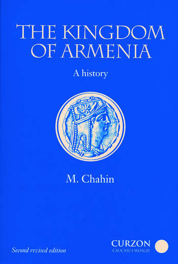 The Kingdom of Armenia New Edition book cover