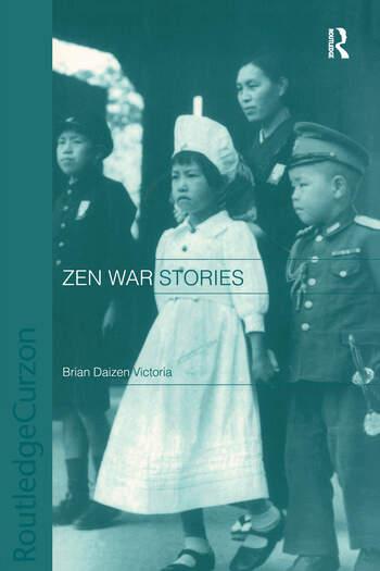 Zen War Stories book cover