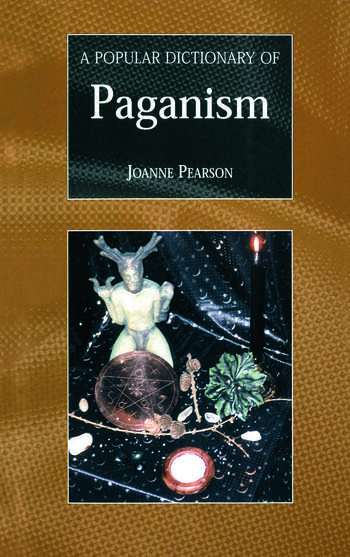 A Popular Dictionary of Paganism book cover