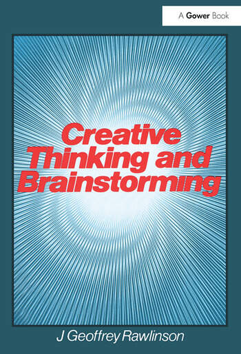 Creative Thinking and Brainstorming book cover