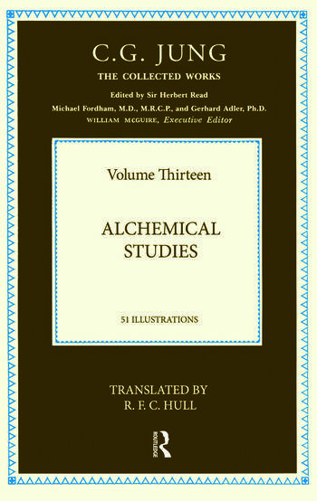 Collected Works of C.G. Jung: Alchemical Studies (Volume 13) book cover
