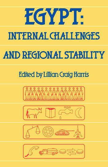 Egypt Internal Challenges and Regional Stability book cover