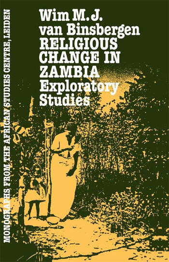Religious Change In Zambia book cover