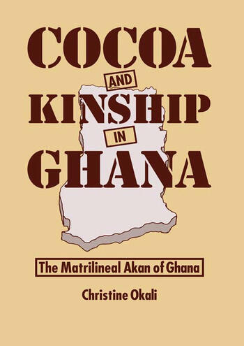 Cocoa & Kinship In Guana book cover
