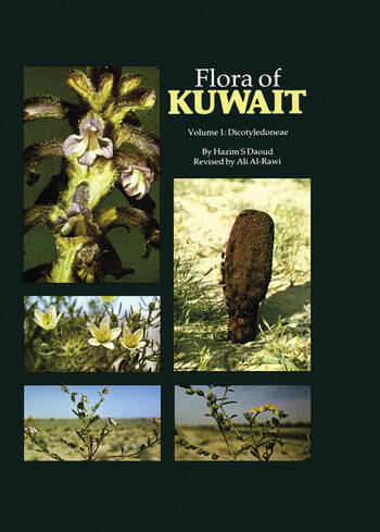Flora Of Kuwait Vol 1 book cover
