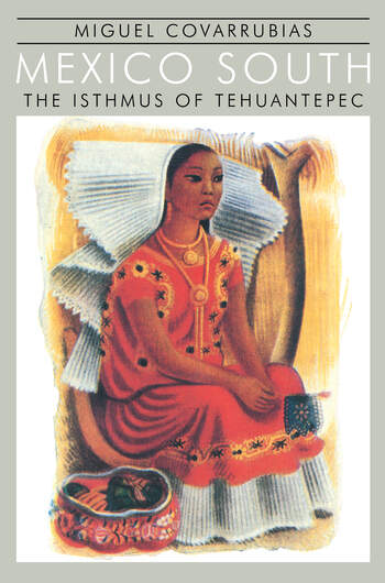 Mexico South book cover