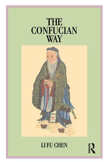 Confucian Way book cover