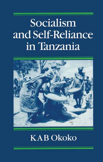 Socialist & Self-Reliance In Tanzania book cover