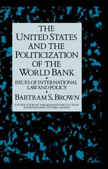 United States & The Politicizati book cover