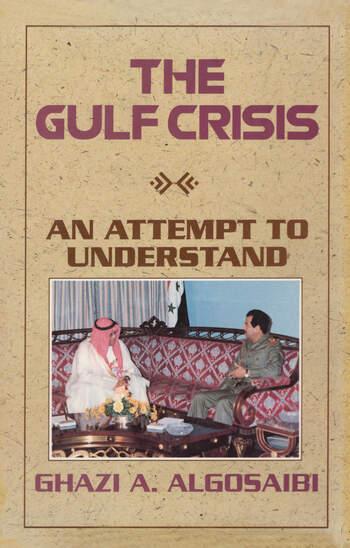Gulf Crisis book cover