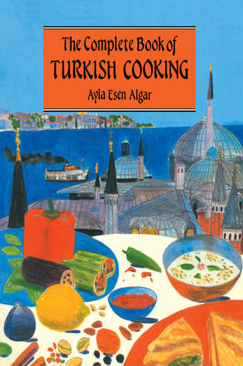 Complete Book Of Turkish Cooking book cover