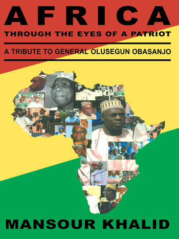 Africa Through The Eyes Of A Patriot book cover
