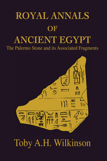 Royal Annals Of Ancient Egypt book cover