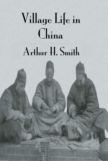 Village Life In China book cover