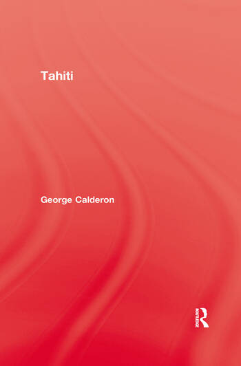 Tahiti book cover