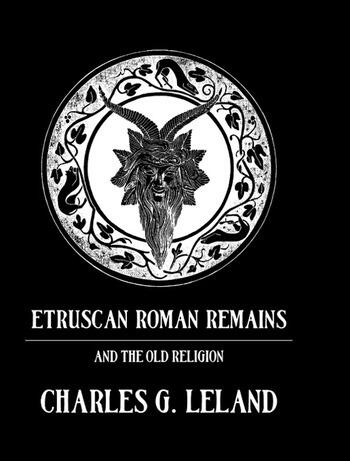 Etruscan Roman Remains book cover