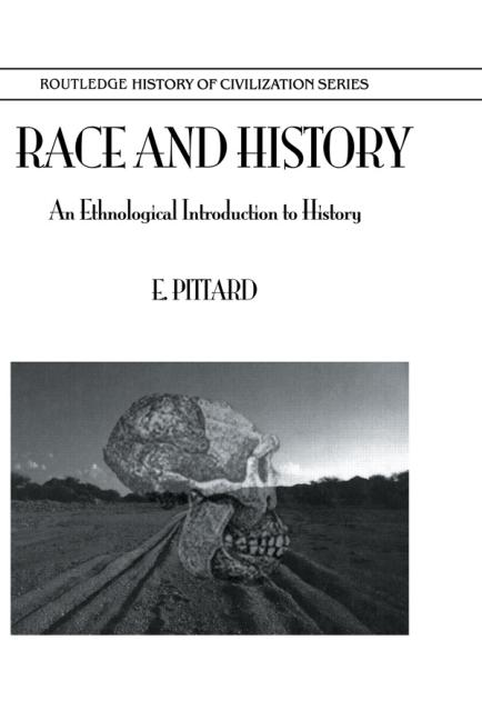 Race & History book cover