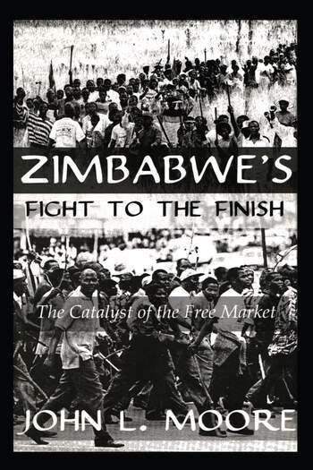 Zimbabwe's Fight To The Finish book cover