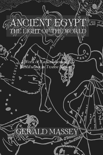 Ancient Egypt Light Of The World 2 Vol set book cover
