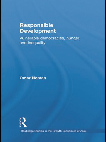 Responsible Development Vulnerable Democracies, Hunger and Inequality book cover