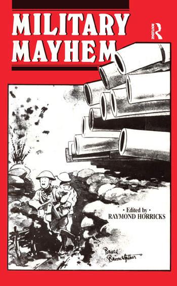 Military Mayhem book cover