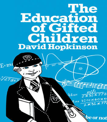 The Education of Gifted Children book cover