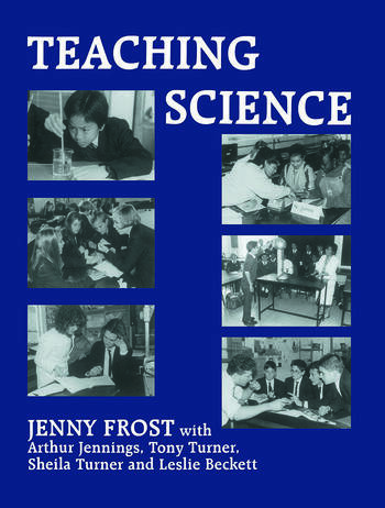 Teaching Science book cover