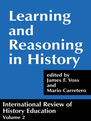International Review of History Education International Review of History Education, Volume 2 book cover