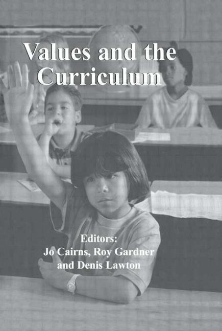 Values and the Curriculum book cover