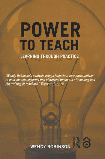 Power to Teach Learning Through Practice book cover