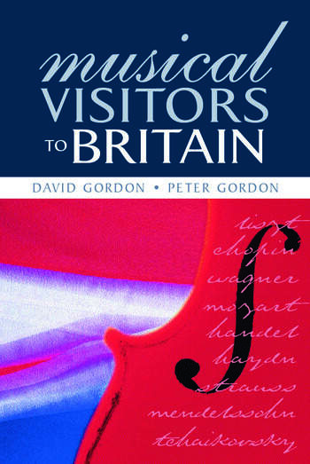 Musical Visitors to Britain book cover