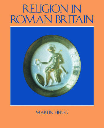 Religion in Roman Britain book cover